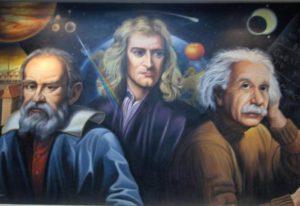 ¿¡Santos científicos!?